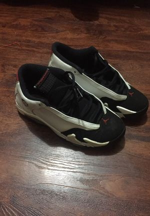 1f441ccc089a93 Jordan black toe 14s for Sale in Columbus