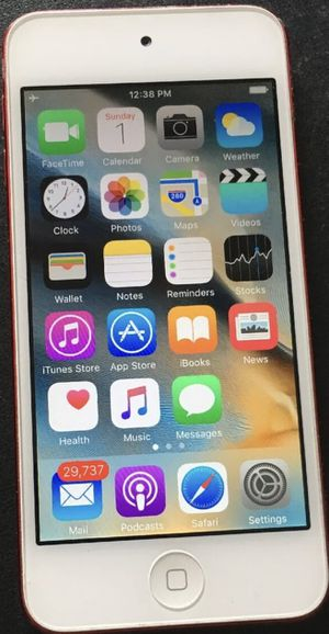 Apple iPod Touch mp3 player 5th gen for Sale in Sandy Springs, GA