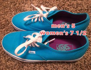 Vans shoes for Sale in Minot, ND