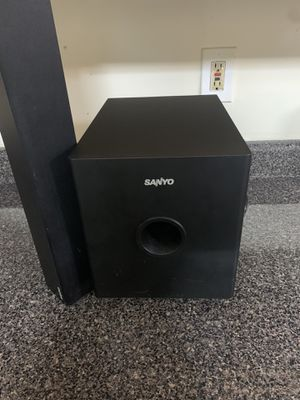 Sanyo Sound Bar for Sale in Baltimore, MD
