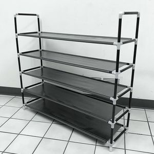 $15 (brand new) portable 5 tiers shoe rack 39x11x36 inches for Sale in Whittier, CA