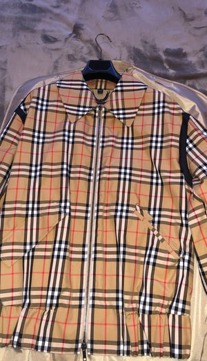 Burberry jacket brand new for Sale in Clovis, CA