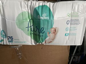 Pampers Pure diapers for Sale in Hialeah, FL