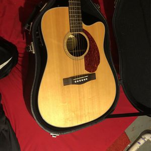 Fender Acoustic/Electric ( Case Included ) for Sale in Reading, PA