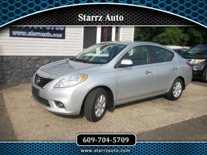 2012 Nissan Versa for Sale in Hammonton, NJ