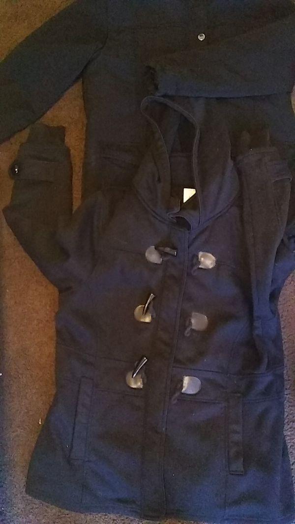 Jeans 32x33 joggers 32x33 grey Coat Calvin Klein black jacket M