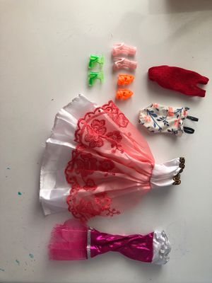 Barbie clothes for Sale in Santa Fe Springs, CA