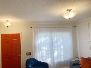 Light fixtures (2) for Sale in Sanford, FL