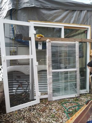 Sliding door /window for Sale in Baton Rouge, LA