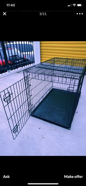 Dog crate for Sale in NY, US