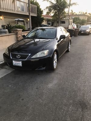 Lexus IS 250 for Sale in San Clemente, CA