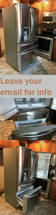 Leαve your emαil for more info&pics: LG LMXC23746S Refrigerator for Sale in Essex, VT