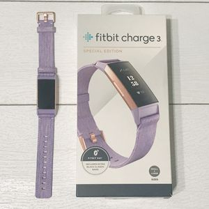 Fitbit charge 3 special edition for Sale in Edgewood, WA