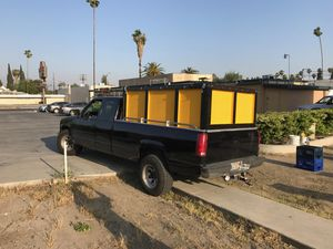 Wood camper for Sale in San Bernardino, CA