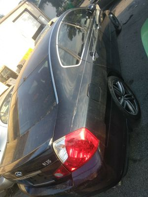 06 Infiniti m35 parts for sale, doors, fenders, Hood, taillights for Sale in Lithonia, GA