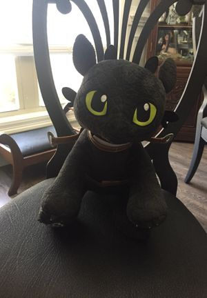 Build a bear DreamWorks Dragon 2014 for Sale in Wetumpka, AL