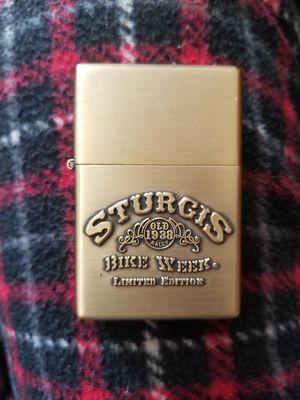 Sturgis bike week zippo lighter for Sale in Lancaster, MA