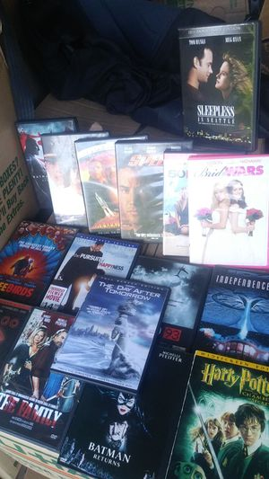 DVD movies for Sale in Beaverton, OR
