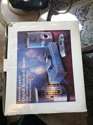 Speaker cd audio system for Sale in Alexandria, VA