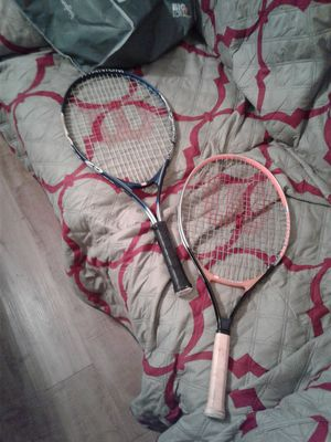 Two tennis rackets for Sale in Austin, TX