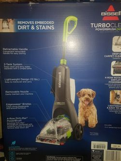 Bissell Turboclean Power Brush Per Deep Cleaning Sysrem for Sale in Salt Lake City,  UT