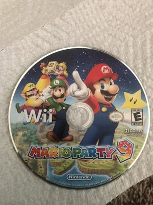 Mario Party 9 (Wii) for Sale in Hillsboro, OR