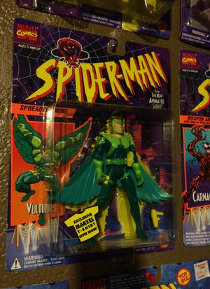 Spider-Man Action Figure 1994 vulture for Sale in East Los Angeles, CA