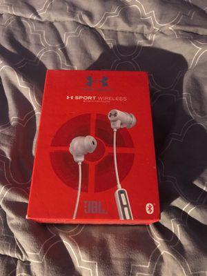 JBL wireless under armour headphones for Sale in Upper Marlboro, MD
