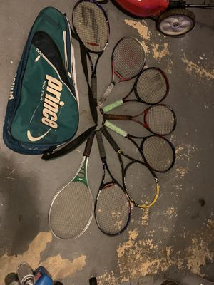 Tennis rackets for Sale in Boca Raton, FL