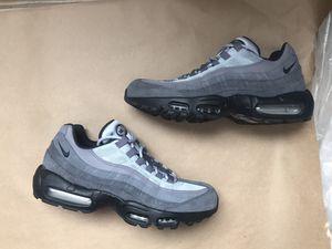 Nike Air Max 95 Essential Black Wolf Grey size 10 for Sale in Phoenix, AZ
