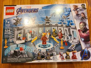 LEGO Avengers Iron Man Hall of Armor for Sale in Cypress, CA