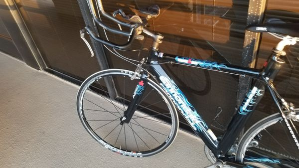 Cannondale iron man racing bike 60 cm