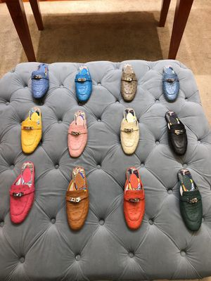Hermès men fashion slippers for Sale in Redlands, CA