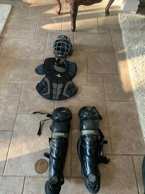 Catchers gear .. ALL STAR for Sale in HUNTINGTN STA, NY