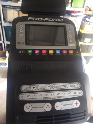 Preform pro 12.9 Elliptical trainer for Sale in Windsor Hills, CA