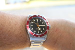 Tudor black bay red for Sale in Newburgh, IN