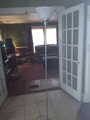 Tall floor lamp for Sale in Thomasville, NC