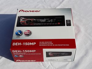 Car Stereo CD RDS Receiver for Sale in Bethel Island, CA