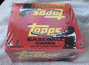 2007 Topps Baseball Cards Sealed Box unopened packs. 24 packs 7 cards per pack for Sale in Brea, CA