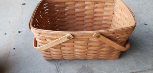 Longaberger basket for Sale in Camden, SC