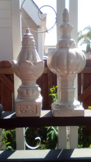 2 Glass Decorative Vintage Pieces for Sale in Arroyo Grande, CA