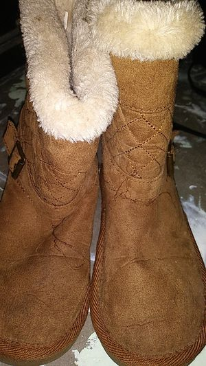 Girls winter boots for Sale in Oliver Springs, TN