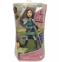 Disney's Mulan Doll New for Sale in San Angelo,  TX
