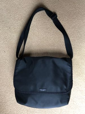 Authentic Kate Spade Nylon Messenger bag for Sale in Charlotte, NC