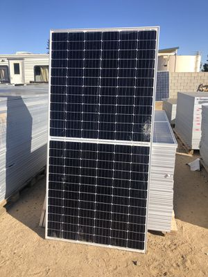 365 watt solar panel 25 panel bundle for Sale in Santa Maria, CA
