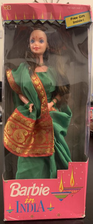 Hindu Barbie India Doll for Sale in Concord, CA
