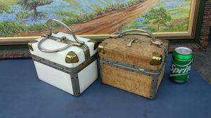 2 vintage box purses for Sale in San Antonio, TX
