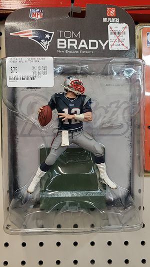 Tom Brady Action Figure for Sale in Dallas, TX