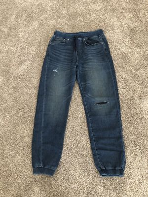 H&M Denim Joggers Size Adult Small New for Sale in Lockport, IL