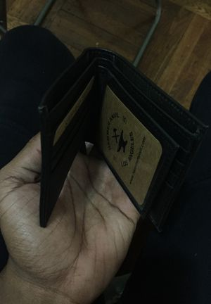 HAMMER ANIVIL BLACK WALLET TO STOP RFID THEFT for Sale in New York, NY